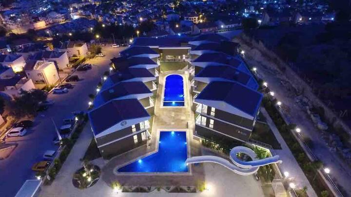 Exklusive und luxuriöse Wohnung mit  Meerblick