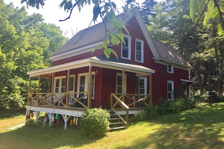 Maine island vacation cottage
