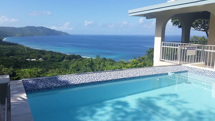 Cane Bay Villa with St Croix's Best View!