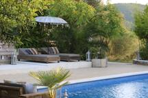 private country house ibiza