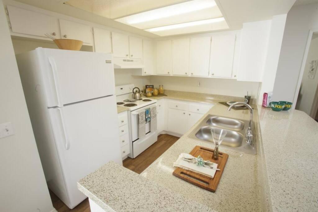 Largest Kitchen Aide Refrigerator