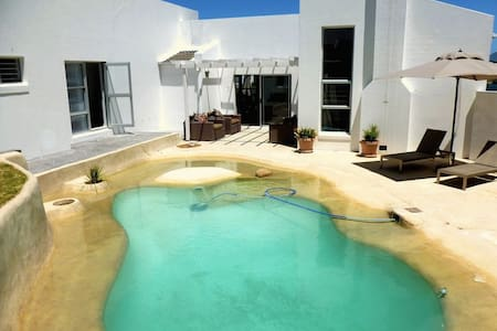Most Popular Lake Side Home With Pool - Cape Town