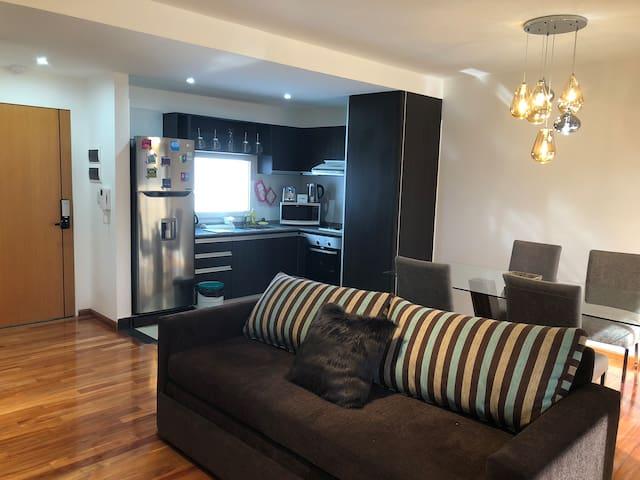 Apartamento Belmonte lV semipiso de categoría