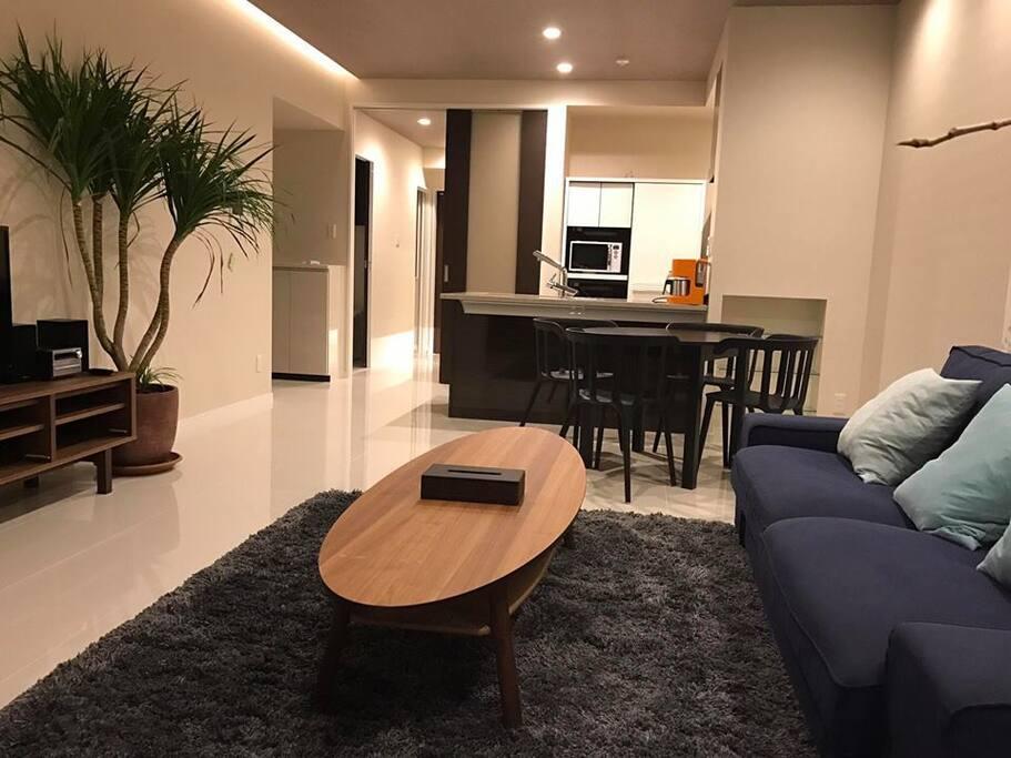 リビング living room