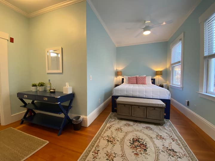 Well Lit 1 Bed, 1 Bath Historic Hill Newport.. YES