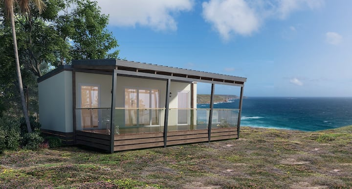 Villa Nika -brand new mobile home, Bi Village