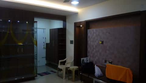 Furnished Room in Architect Designed Apartment