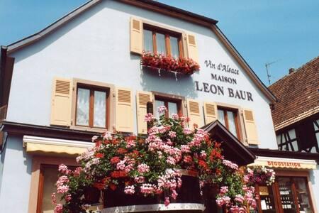 """""""Le Victoria"""" à Eguisheim, 6 pers, rénové en 2017 - Eguisheim - Huoneisto"""