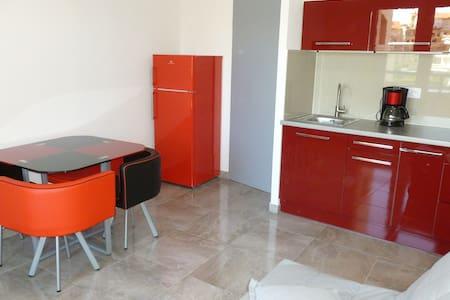 STUDIO VUE MARINA - Canet-en-Roussillon - Appartement