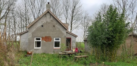 Uniek huisje op idyllische plek