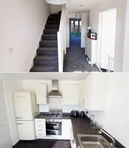 Beautiful modern 3 storey house - Norwich - Casa