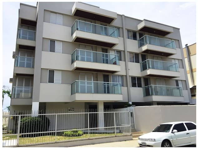 Apartamento aconchegante em Mariscal