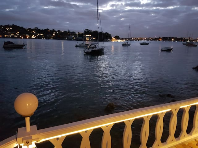 Mediterranean Escape on Sydney Harbour