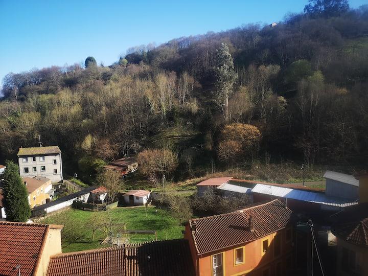 Tranquilo apartamento en Asturias