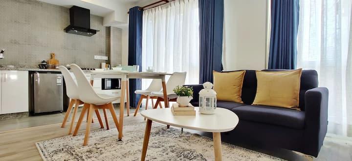 Scandi Shack 2BR Apartment in Thamel