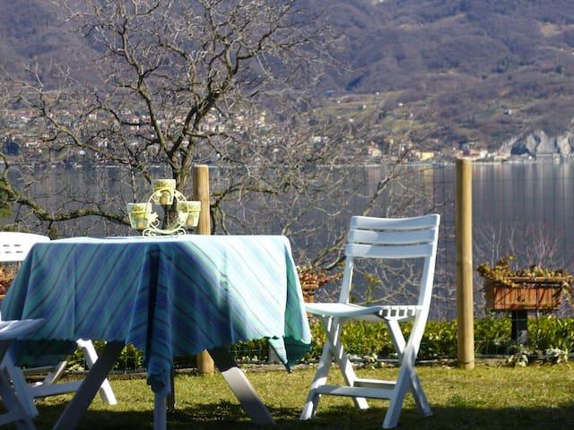 Appartamento con vista sul Lago di Como