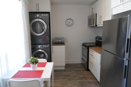 Beau logement 4 1/2 rénové à louer - Lévis