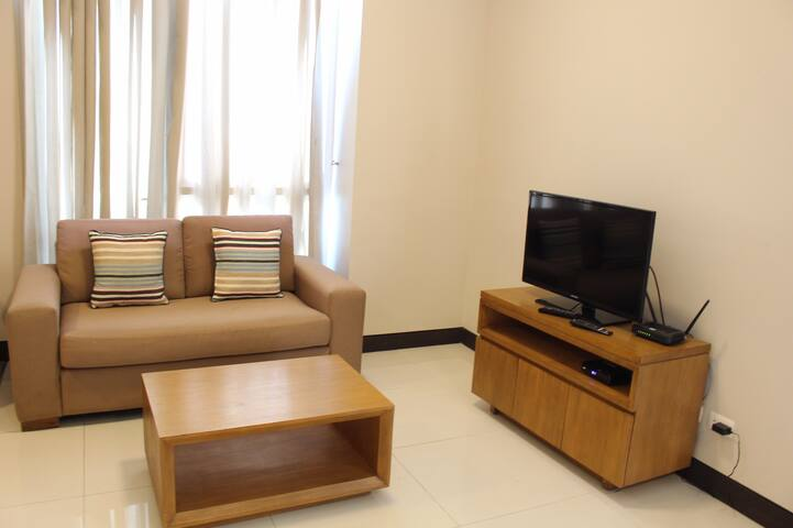1BR Mactan Newtown Residences. With amenities.