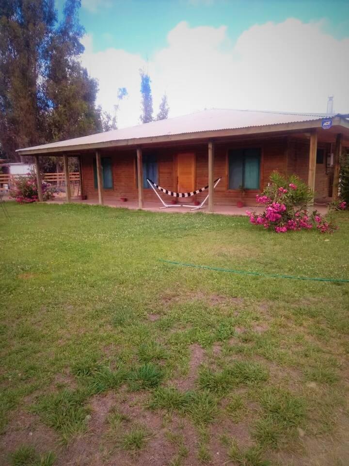 Casa de campo de Molina, Camino a Radal 7 tazas