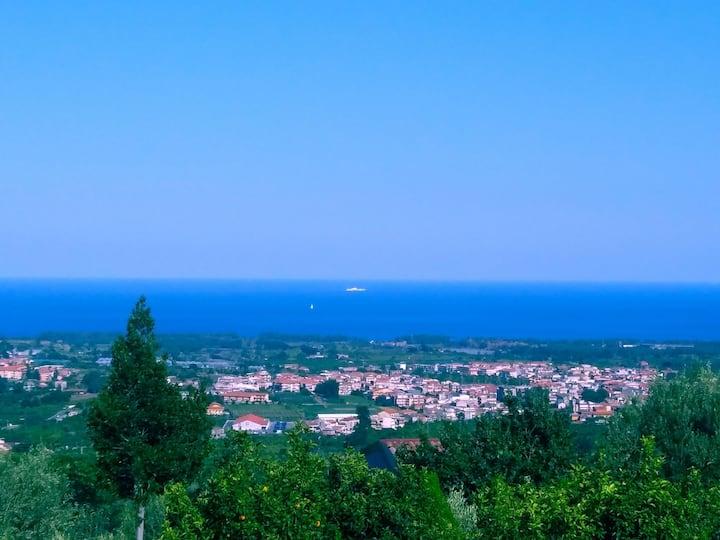 verde azzurro etna paradiso