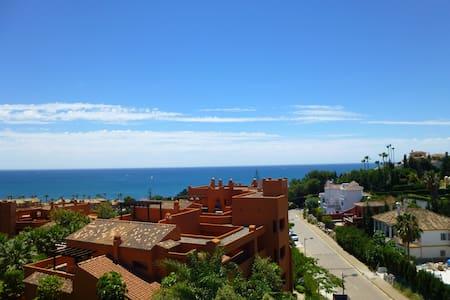 Шикарные апартаменты в 300м от моря - Эстепона