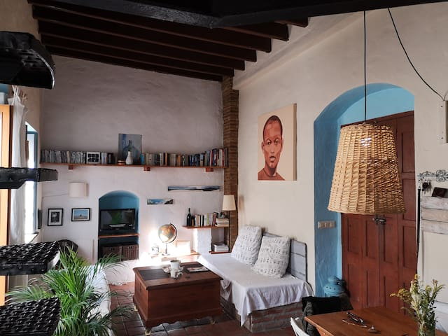 Cosy, charming apartment in Tarifa
