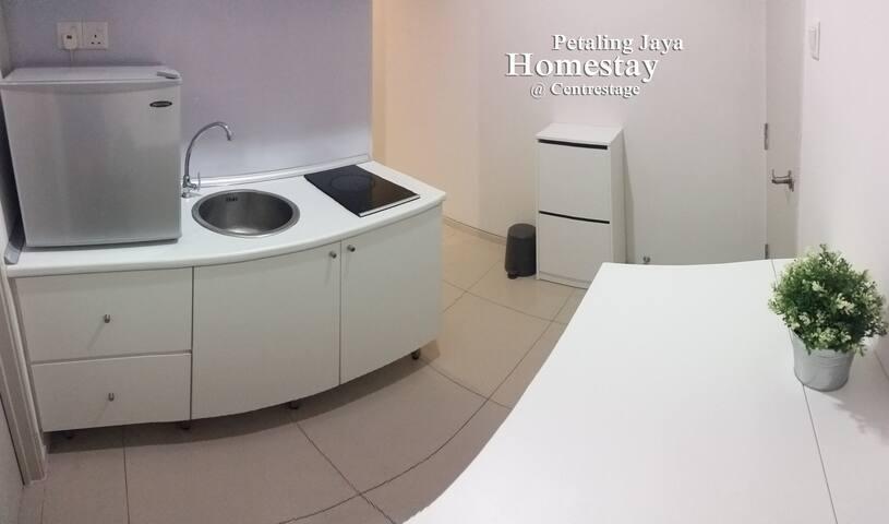 Guest House Centrestage Petaling Jaya Kuala Lumpur - Petaling Jaya - Appartement