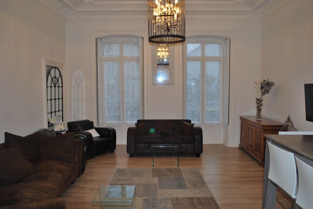Salon 35 m2