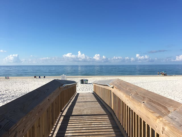 Alabama Sands Condo - Gulf Shores