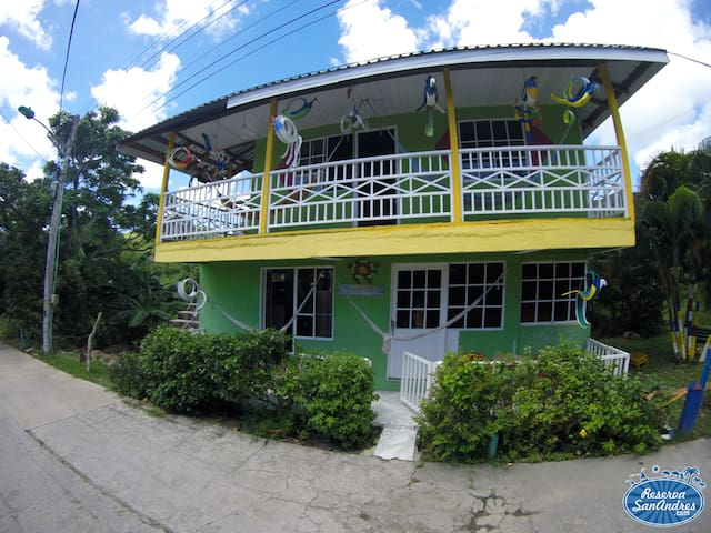 Posada manchineel road - Isla de Providencia - Hostel
