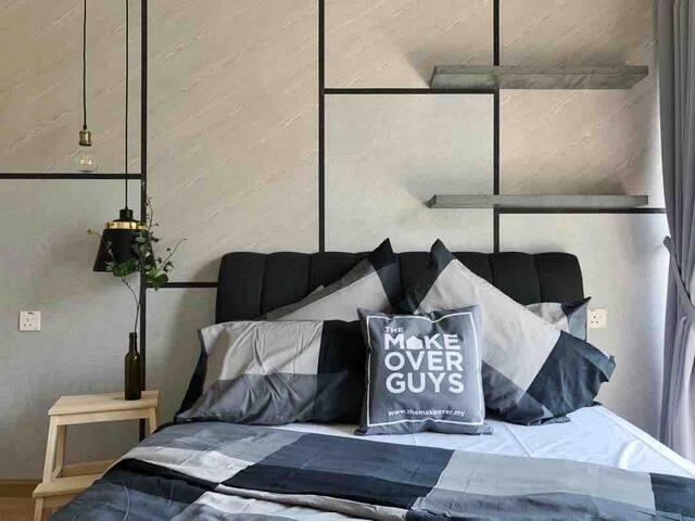 Cozy Apartment Danga Bay Johor Bahru. (2Bed)