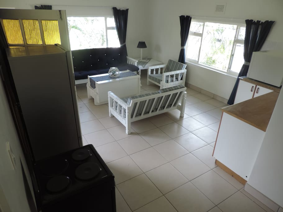 4 Sleeper Kitchen and Lounge Area