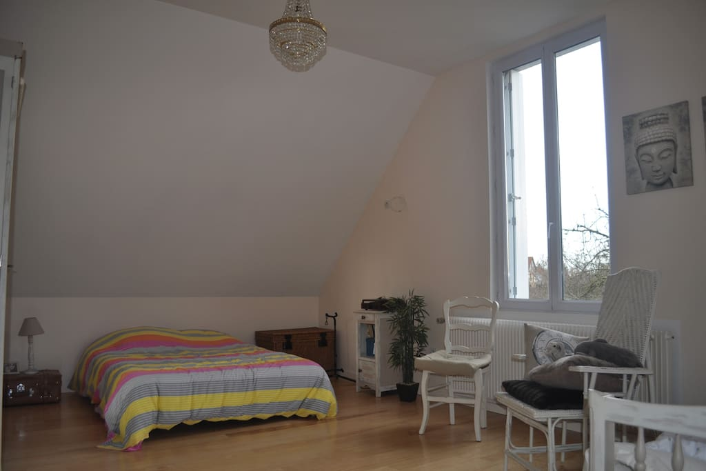 chambre spatieuse