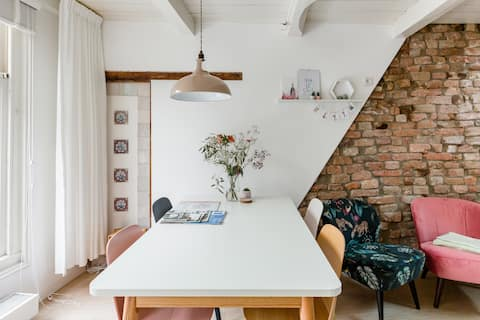 Restyled 19th Century Boutique Townhouse