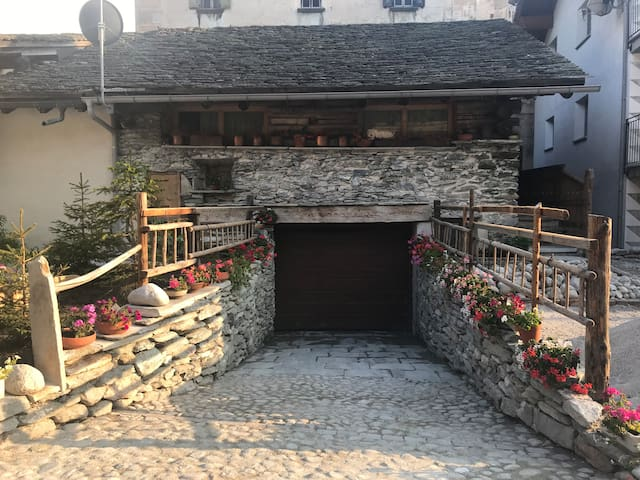 Chalet Mon Amour - Holiday in Val Bregaglia
