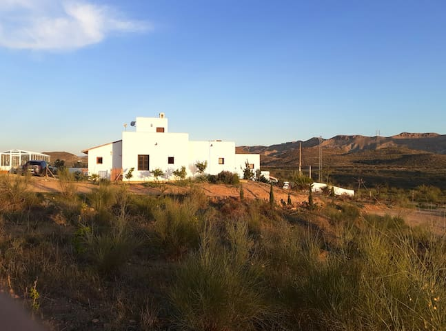 Desert Nature Lodge Sierra Alhamilla comfort space