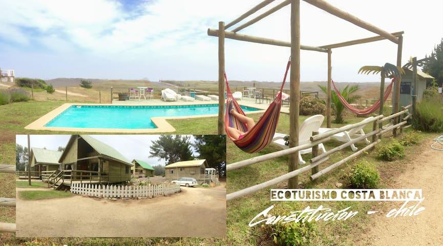 Cabañas Ecoturismo costa blanca