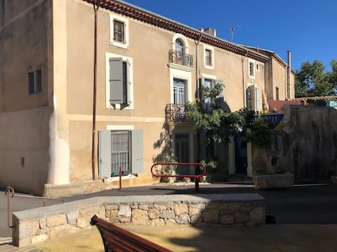 Marquis' house in Corbières (1 bedroom)
