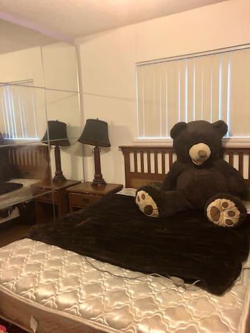 Furnished Bedroom for share