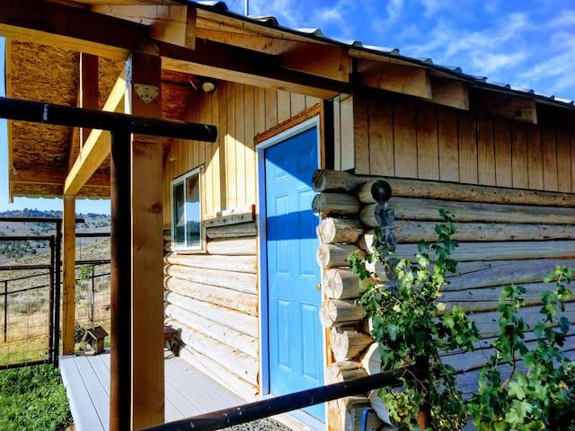 Rustic, Dry Cabin in Quiet Setting