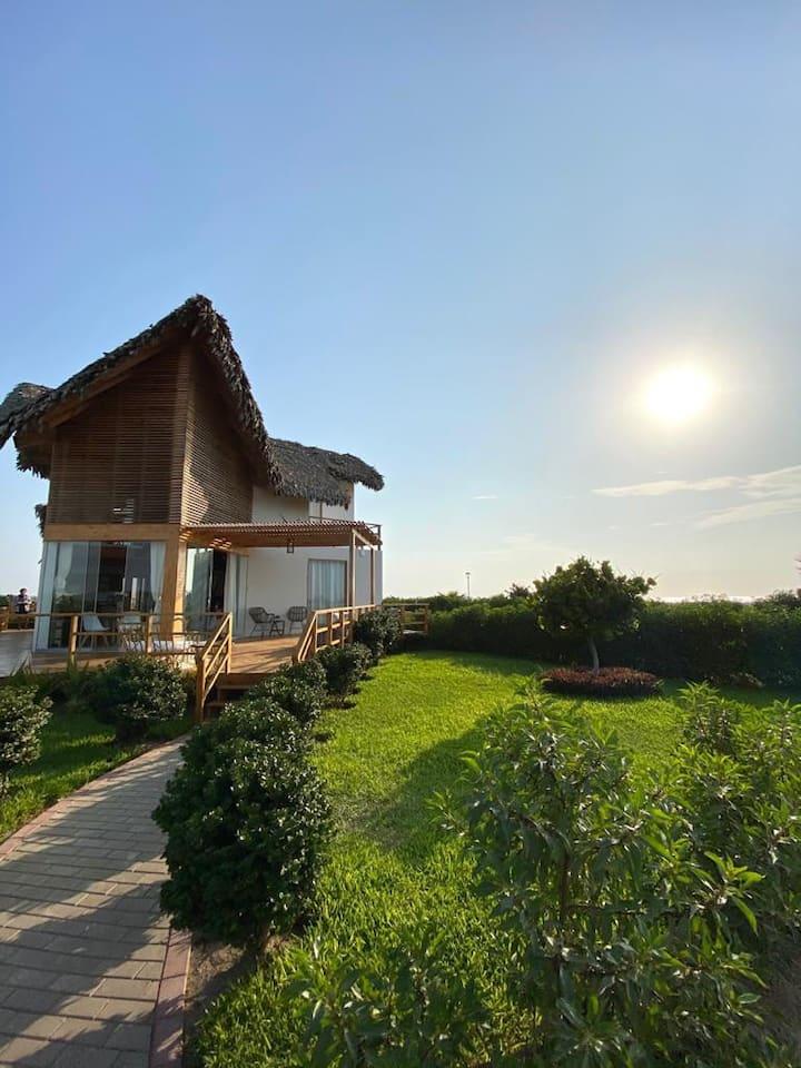Oasis Chincha® - Casa de Playa Primera Fila