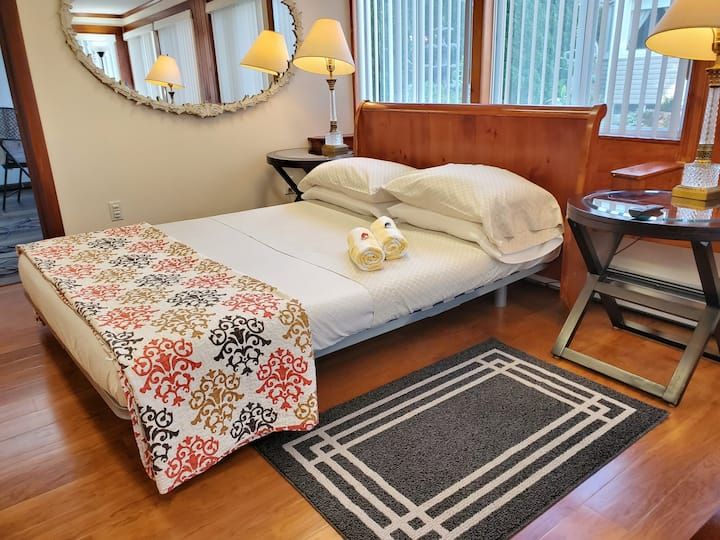 Great Villa Comfy&Private  NYC, EWR, JFK, Outlets