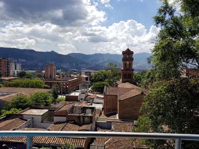 Best location and price in Medellin Lleras Park.