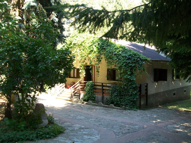 Villa nel pittoresco villaggio di Silvana Mansio - Silvana Mansio - Huvila