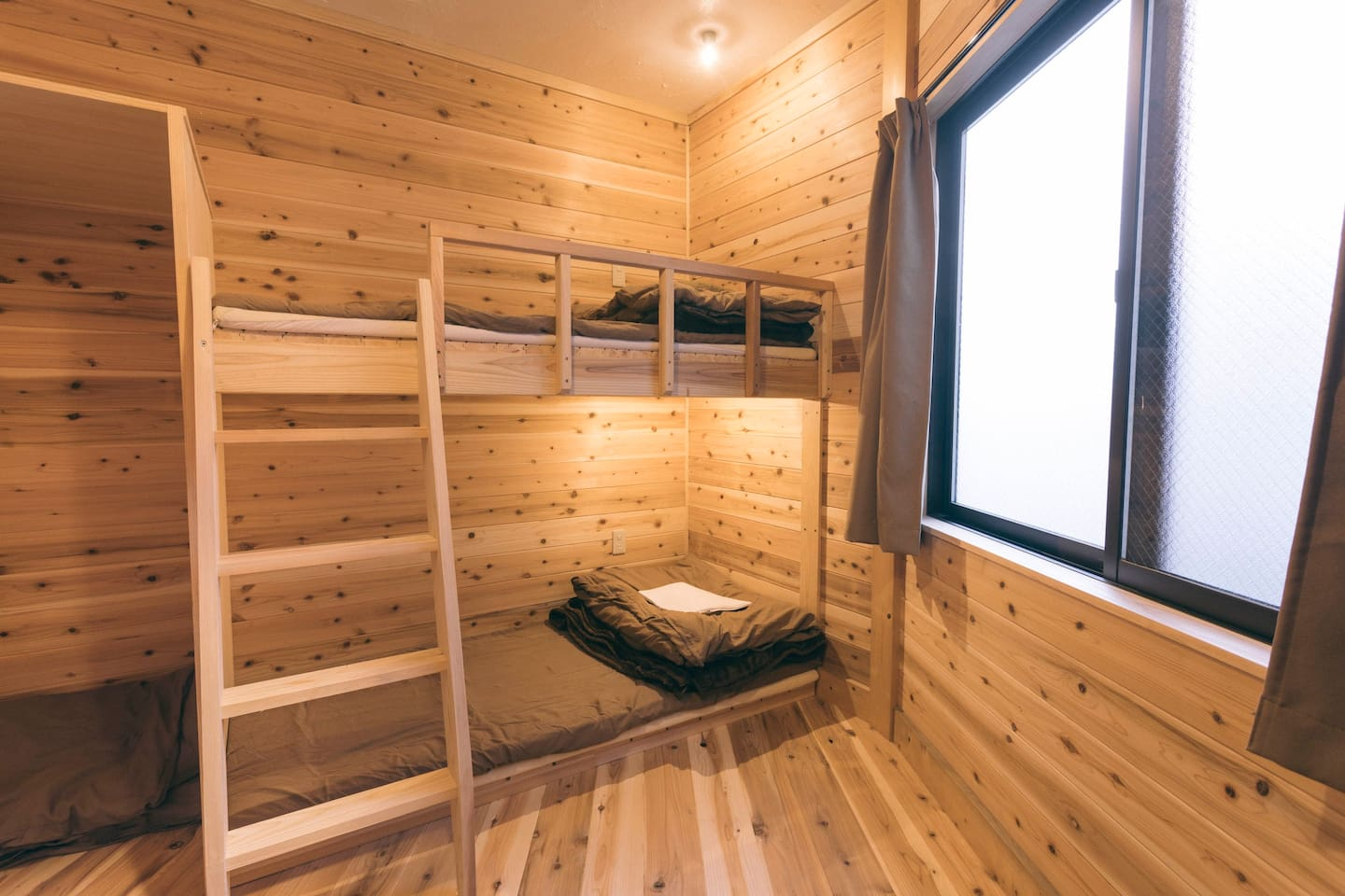 Private Room in New Wooden House Iseshi Sta 1 min