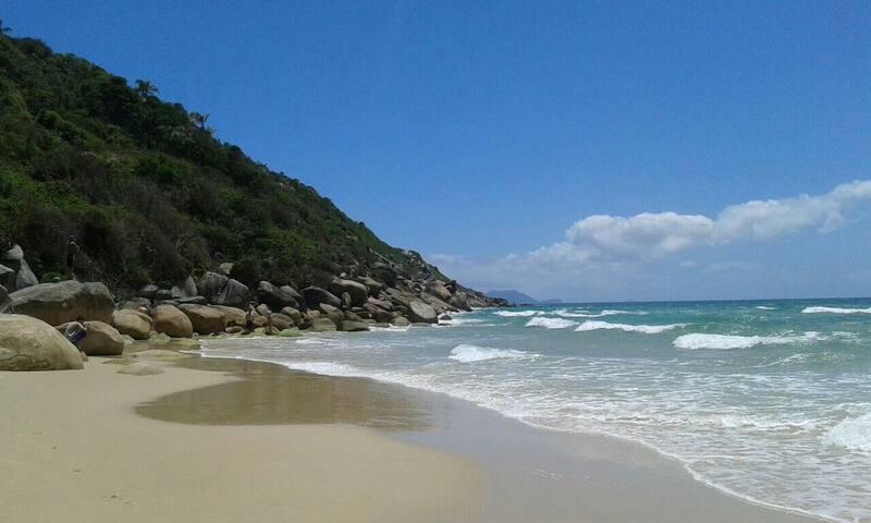 Apartamento Ingleses Florianópolis( Ilha da Màgia)