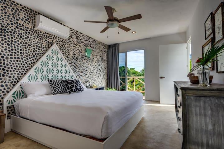Aura Beach Suites Sole - Tulum - Apartment