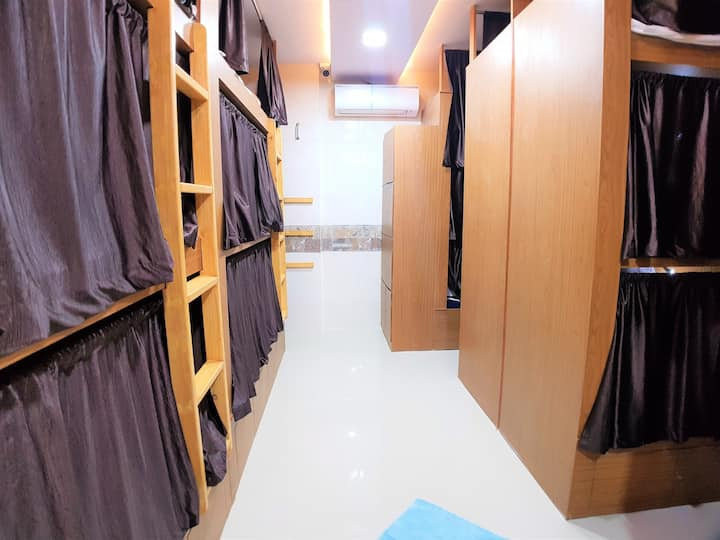 Mixed Dorm nr Airport at Affordable Price(30)