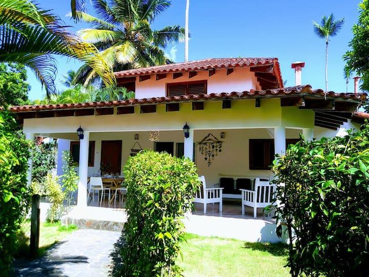 Villa SOLE a 150 metri dal mare di Las Ballenas