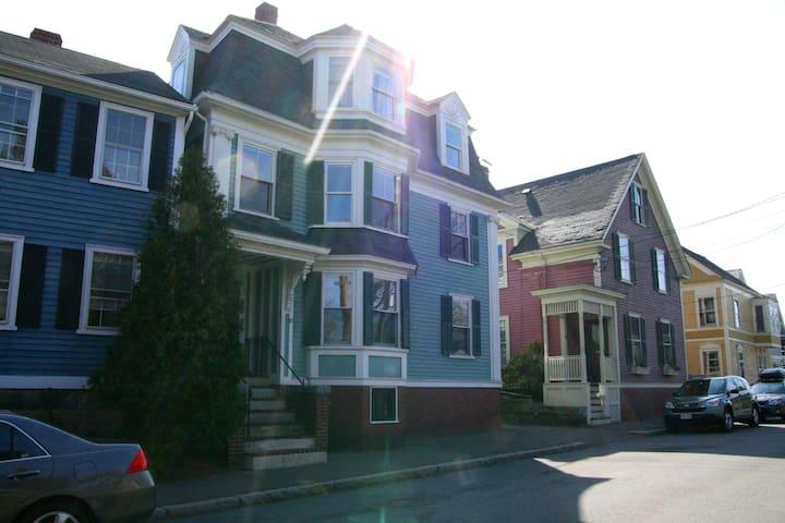 c. 1850 Historic House Apartment—McIntire District